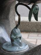 Rokuro-Kubi statue