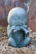 Gangi-Kozo statue