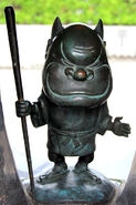 Momonjii statue