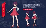 Neko Musume 2018 Anime Back