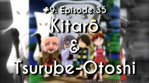 Yōkai Yokochō GeGeGe Bushi Episode 35 Ending
