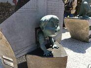 Terebi-kun statue