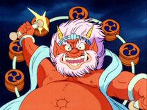 Kaminari no anime de 1985
