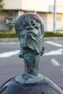 Sunakake-Babaa statue