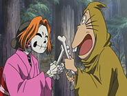 Hone-Onna and Nezumi-Otoko