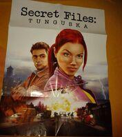 Geheimakte Tunguska Poster