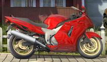 Ninas-Motorrad-Olegs-Haus