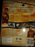 Geheimakte Tunguska PC-Cover Rückseite