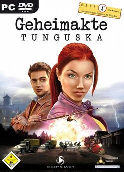 Geheimakte Tunguska PC-Cover