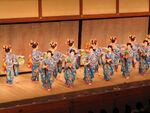 Miyako Odori; cherry dance in Kyoto