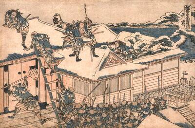 HokusaiChushingura