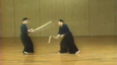 Isshin-ryu Kusarigamajutsu