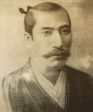 Oda Nobunaga-Portrait by Giovanni NIcolao