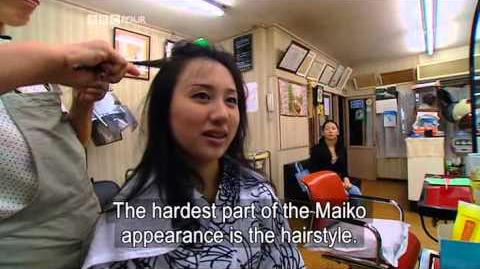 BBC Geisha Girl (2005)