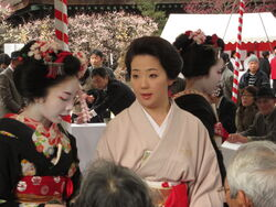 Geisha-and-two-maiko