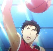 GSNK Nozaki playing basketball