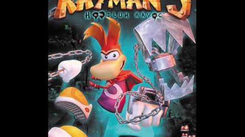 Rayman 3 Hoodlum Havoc - The Land of the Livid Dead - Theme-0