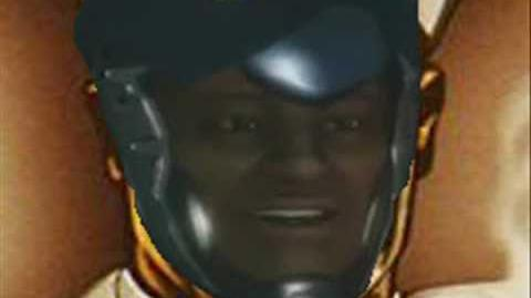 M Bison remembers someone else