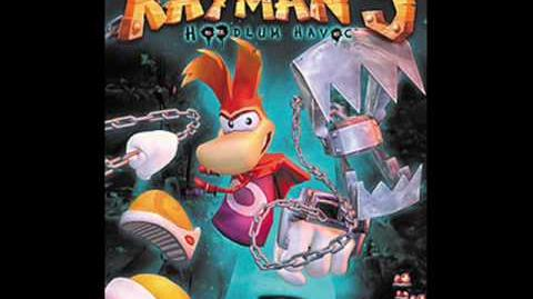 Rayman 3 Hoodlum Havoc - The Land of the Livid Dead - Theme