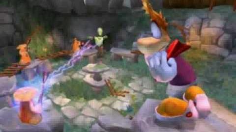 Rayman 3 Music-Magic Hoodoo Theme