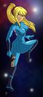 Zero suit samus by svenovic-d5eo0jb