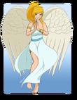 Samus aran angel upgrade by last dynasty-d4yh7u1 (1)