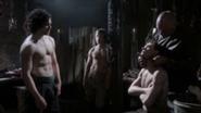 Jon, Robb e Theon 1x01