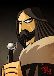 Eddard Stark Тхе Мичо