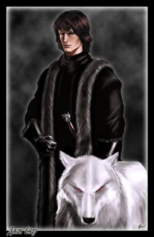 Jon Snow Amoka