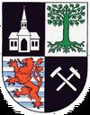 Stadtwappen der kreisfreien Stadt Gelsenkirchen