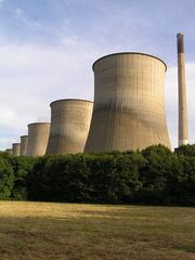 Power plant Gelsenkirchen-Scholven1