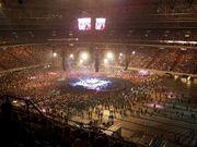 Arena AufSchalke Innen bei Konzert
