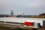 Neue Logistikansiedlungen auf dem ehemaligen Bergwerksgelände