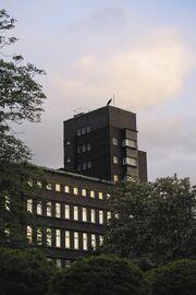 Hans-Sachs-Haus Gelsenkirchen Turm