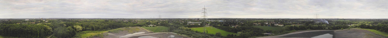 Halde Rheinelbe Gelsenkirchen Panorama