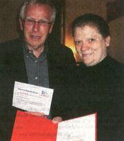 03.11.2008- Mtgliedschaft ausgezeichnet