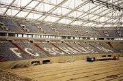 Schalke Arena schriftzug01