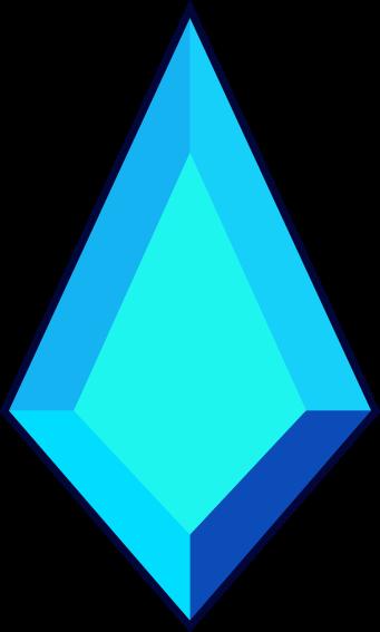 Gema de Diamante AzulFeed para los fans