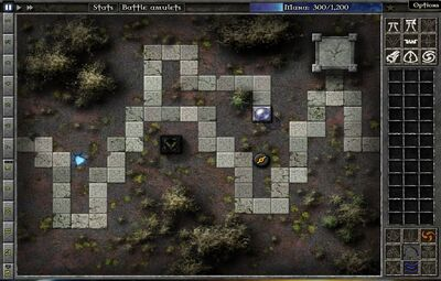 Field I4 Map
