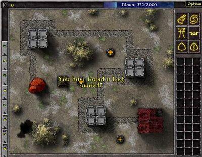Location of Amulet Level 9 Endurance