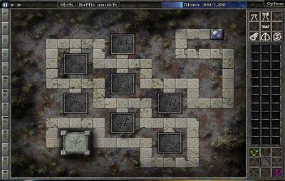 Field A1 Map