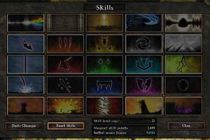 Skill gemcraft 2 CS