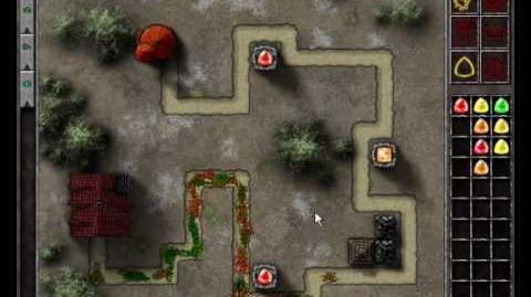 Let's play Gemcraft Chapter 0! - Walkthrough ( Level 1 )