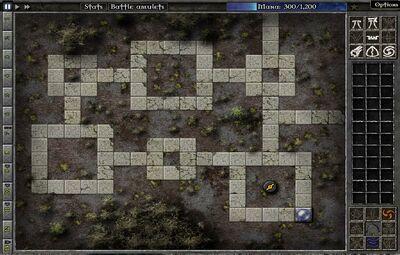 Field A4 Map