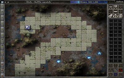 Field J11 Map