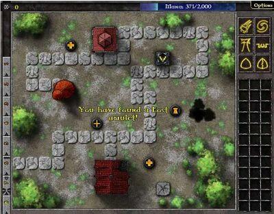 Location of Level 18 Amulet Endurance