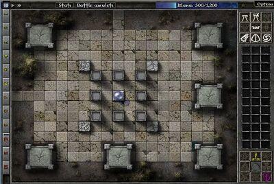 Field D13 Map