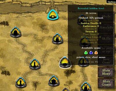 Gemcraft Chapter 0 Map 4