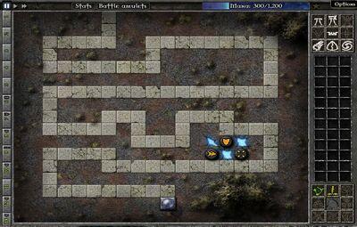 Field A8 Map