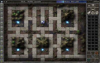 Field E3 Map
